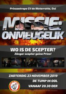 Prinsoetrope @ de Tump | Herten | Limburg | Nederland